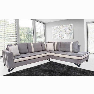 Γωνιακός καναπές ZG108, Έπιπλα Ζάγκα.