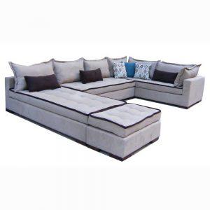 Γωνιακός καναπές ZG468, Έπιπλα Ζάγκα.
