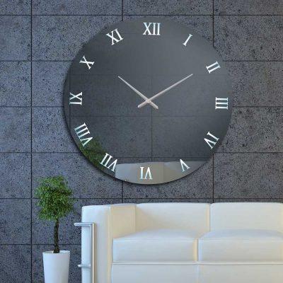 Καθρέπτης ρολόι, ZG2201, Έπιπλα Ζάγκα.