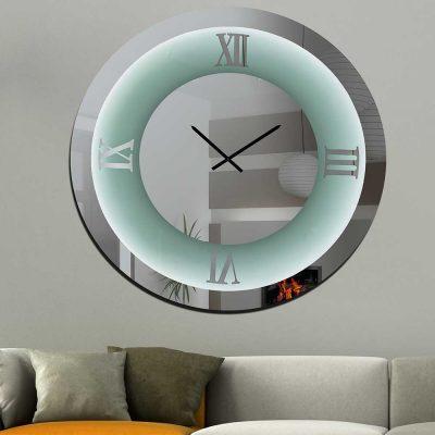 Καθρέπτης ρολόι, ZG2202, Έπιπλα Ζάγκα.