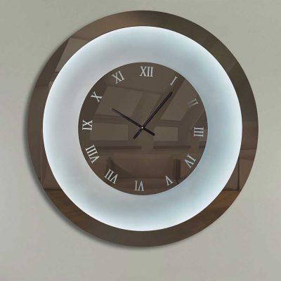 Καθρέπτης ρολόι, ZG2212, Έπιπλα Ζάγκα.