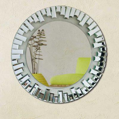 Καθρέπτης ρολόι, ZG2218, Έπιπλα Ζάγκα.