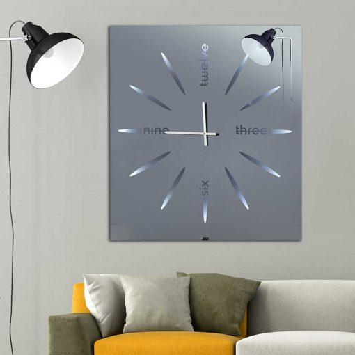 Καθρέπτης ρολόι, ZG2219, Έπιπλα Ζάγκα.