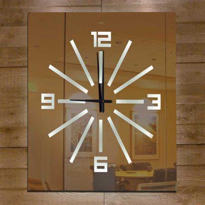 Καθρέπτης ρολόι, ZG2221, Έπιπλα Ζάγκα.