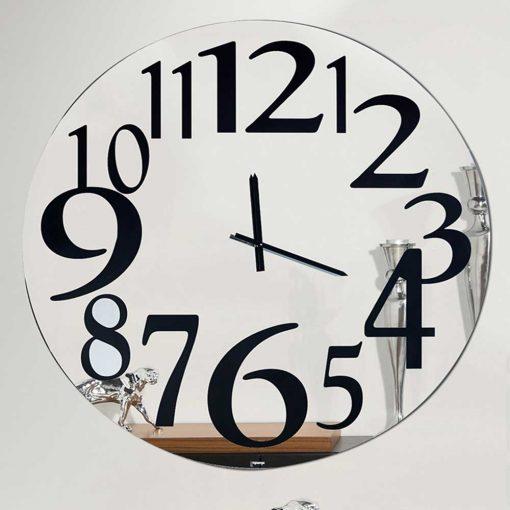 Καθρέπτης ρολόι, ZG2222, Έπιπλα Ζάγκα.