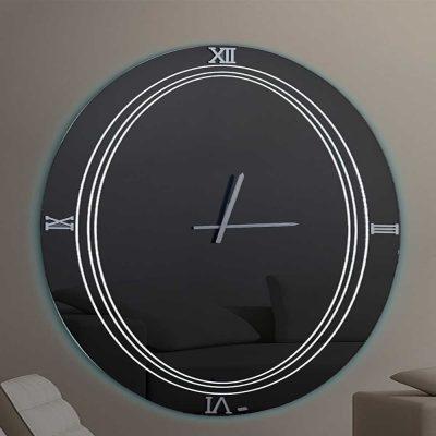 Καθρέπτης ρολόι, ZG2223, Έπιπλα Ζάγκα.