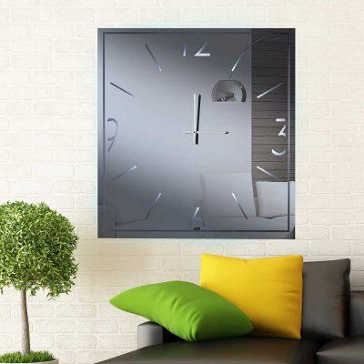 Καθρέπτης ρολόι, ZG2224, Έπιπλα Ζάγκα.