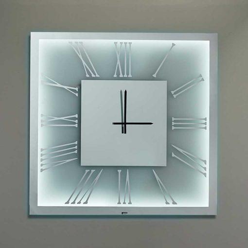Καθρέπτης ρολόι, ZG2225, Έπιπλα Ζάγκα.