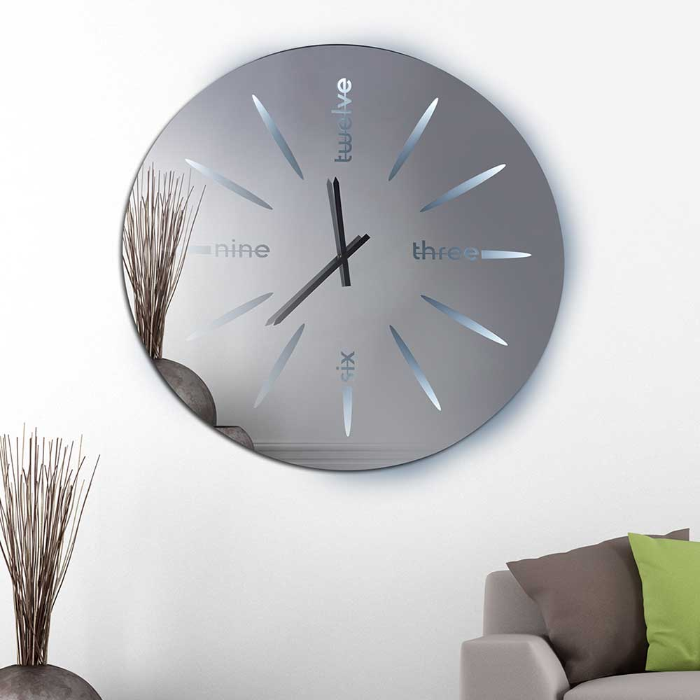 Καθρέπτης ρολόι, ZG2227, Έπιπλα Ζάγκα.
