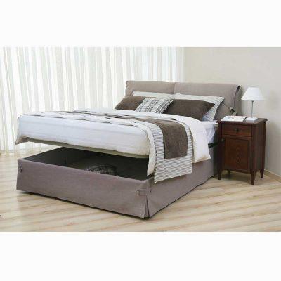 Ντυτά κρεβάτια, ZG2721, Έπιπλα Ζάγκα.
