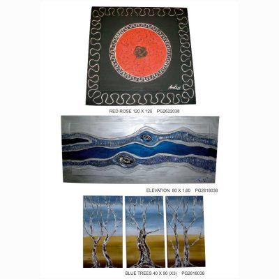 Πίνακες, ZG2462, Έπιπλα Ζάγκα.