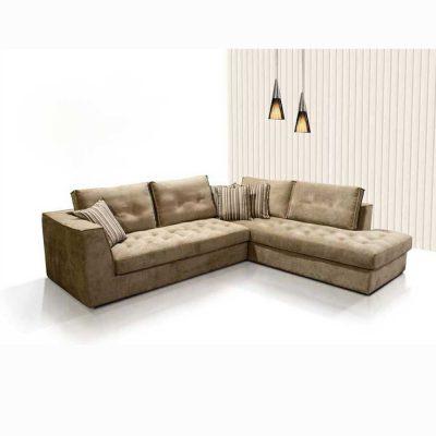 Γωνιακός καναπές ZG404, Έπιπλα Ζάγκα.