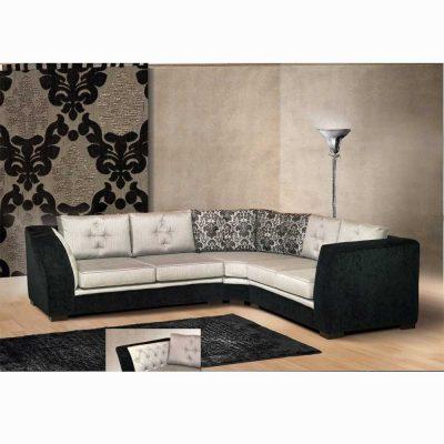 Γωνιακός καναπές ZG406, Έπιπλα Ζάγκα