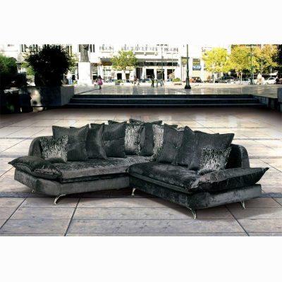 Γωνιακός καναπές ZG407, Έπιπλα Ζάγκα.