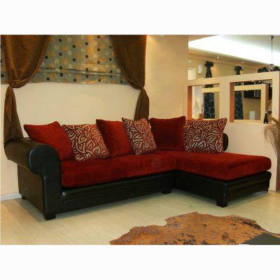 Γωνιακός καναπές ZG412, Έπιπλα Ζάγκα.