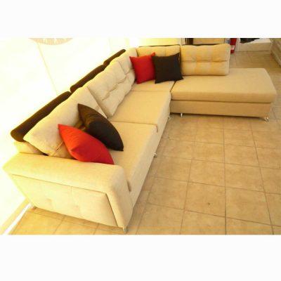 Γωνιακός καναπές ZG415, Έπιπλα Ζάγκα.