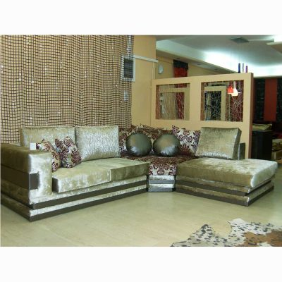 Γωνιακός καναπές ZG421, Έπιπλα Ζάγκα.