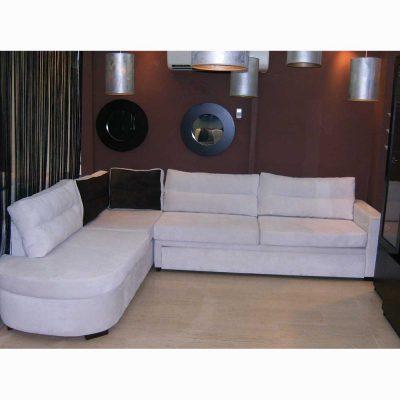 Γωνιακός καναπές ZG422, Έπιπλα Ζάγκα.