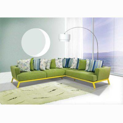Γωνιακός καναπές ZG425, Έπιπλα Ζάγκα.