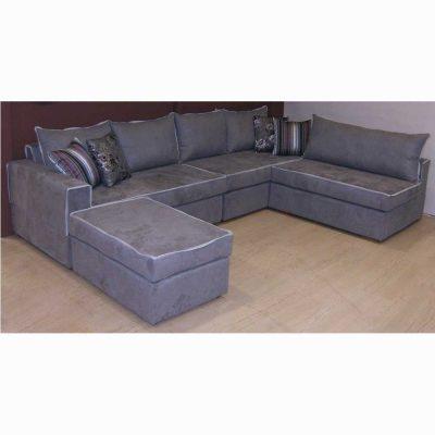 Γωνιακός καναπές ZG451, Έπιπλα Ζάγκα.