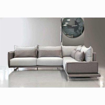 Γωνιακός καναπές ZG464, Έπιπλα Ζάγκα.