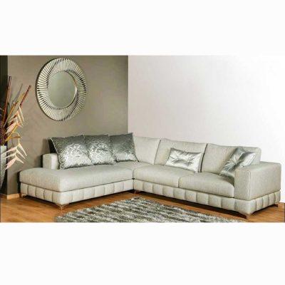 Γωνιακός καναπές ZG467, Έπιπλα Ζάγκα.