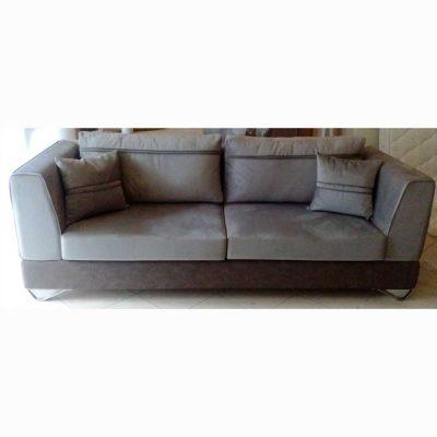 Καναπές τριθέσιος , διθέσιος ZG814