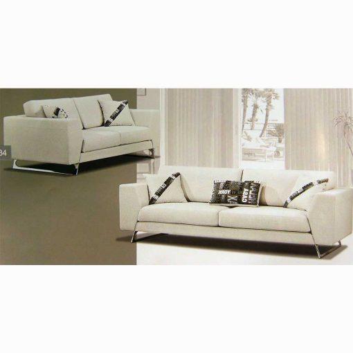 Καναπές τριθέσιος , διθέσιος ZG818, Έπιπλα Ζάγκα