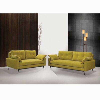 Καναπές τριθέσιος , διθέσιος ZG823, Έπιπλα Ζάγκα