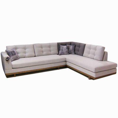 Γωνιακός καναπές ZG469, Έπιπλα Ζάγκα.