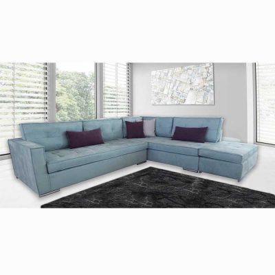 Γωνιακός καναπές ZG102, Έπιπλα Ζάγκα
