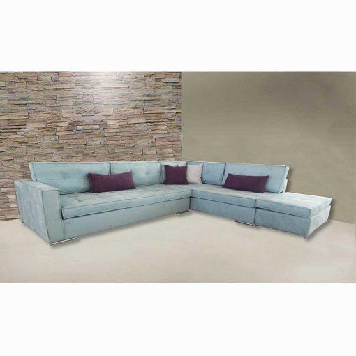 Γωνιακός καναπές ZG471, Έπιπλα Ζάγκα