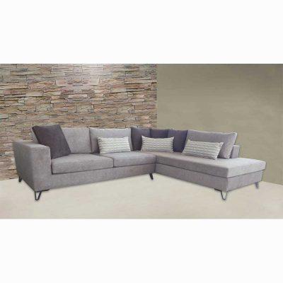 Γωνιακός καναπές ZG473, Έπιπλα Ζάγκα