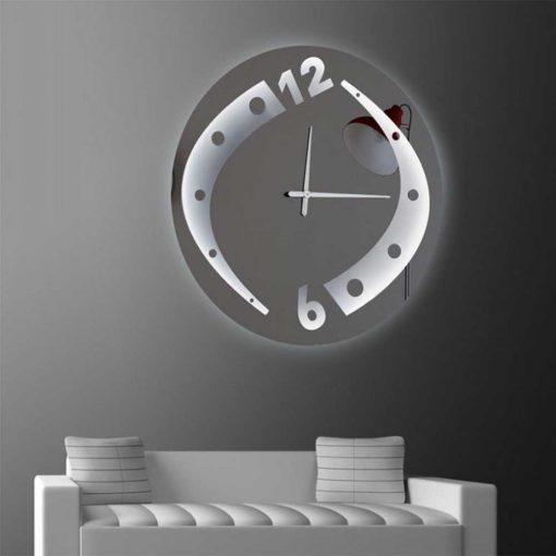 Καθρέπτης ρολόι, ZG54, Έπιπλα Ζάγκα.