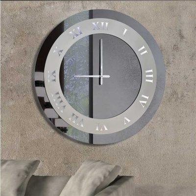 Καθρέπτης ρολόι, ZG63, Έπιπλα Ζάγκα.
