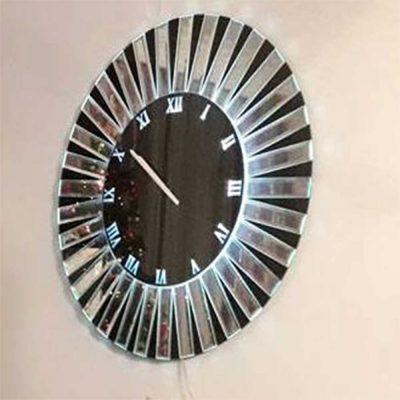 Καθρέπτης ρολόι, ZG65, Έπιπλα Ζάγκα.