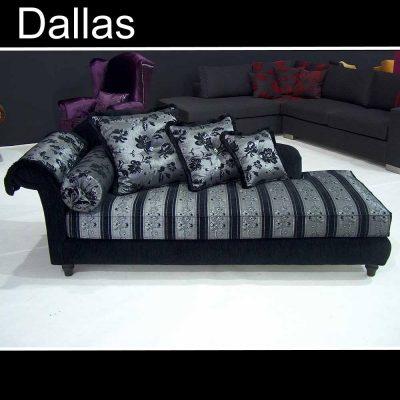 Dallas, καναπές τριθέσιος και διθέσιος, Έπιπλα Ζάγκα.