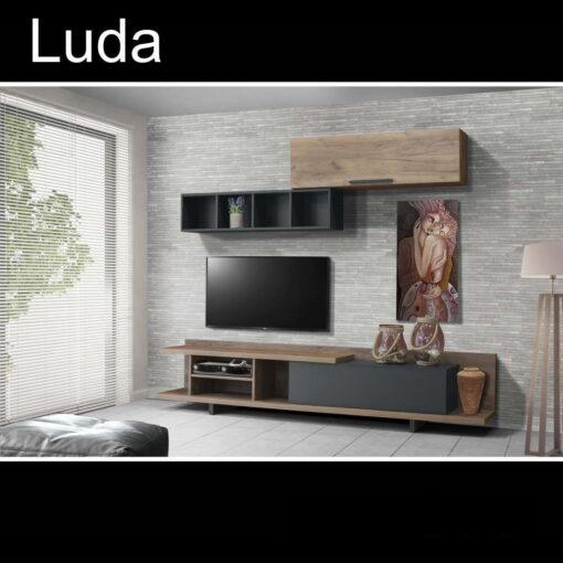 Luda Σύνθεση Έπιπλα Ζάγκα.