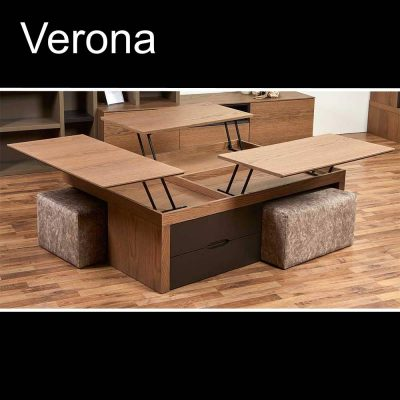 Verona, Έπιπλα Ζάγκα.