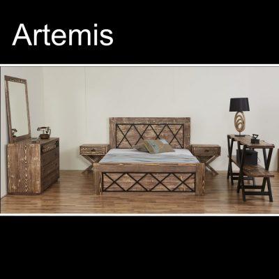 Artemis, Έπιπλα Ζάγκα.