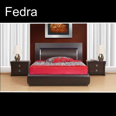 Fedra, Έπιπλα Ζάγκα.