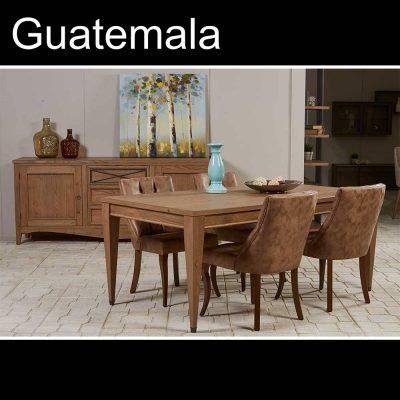Guatemala, Έπιπλα Ζάγκα.