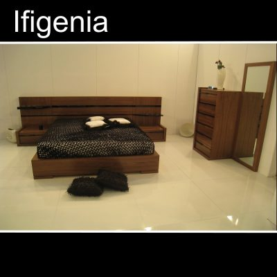 Ifigenia, Έπιπλα Ζάγκα.
