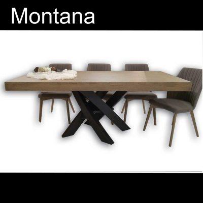 Montana, Έπιπλα Ζάγκα.