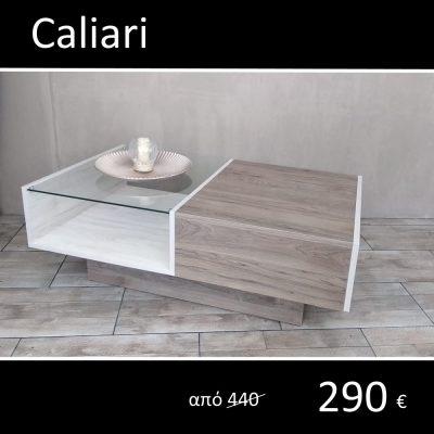 Caliari, Έπιπλα Ζάγκα.