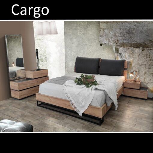 Cargo Κρεβατοκάμαρα Έπιπλα Ζάγκα.